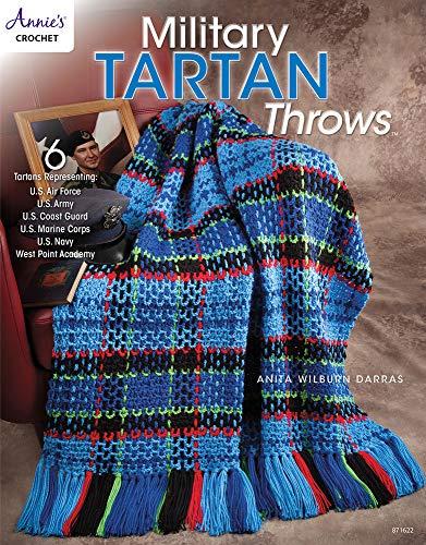 Military Tartan Throws (Annie's Crochet)