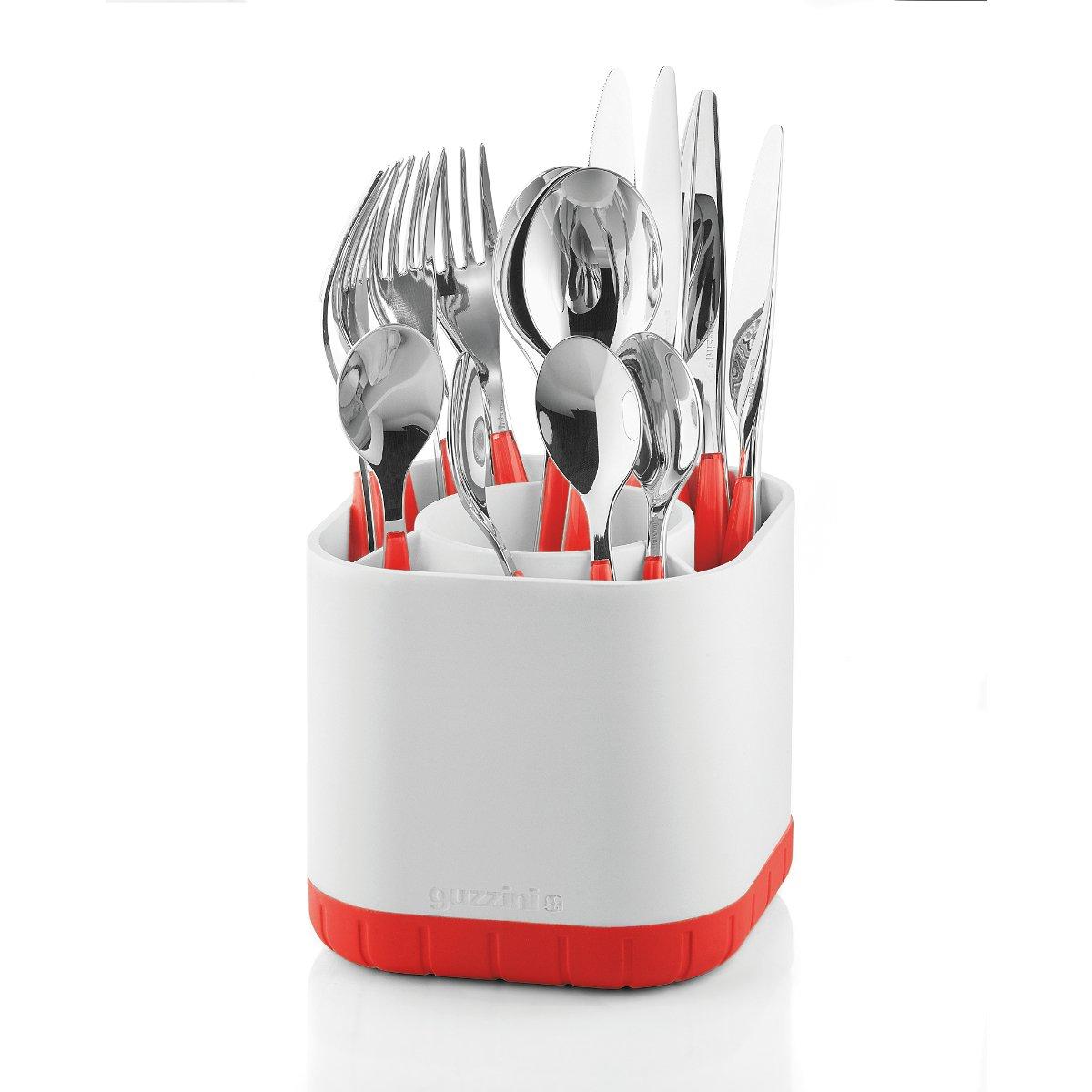 Fratelli Guzzini Kitchen Active Design Scolaposate, PP, Grigio Opaco, 13 x 13 x 12.4 cm 29010033