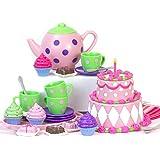 "Sophia's 18"" Doll Tea Party Set for Dolls (25-Piece)"