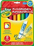 Crayola My First 8-Count Washable Markers