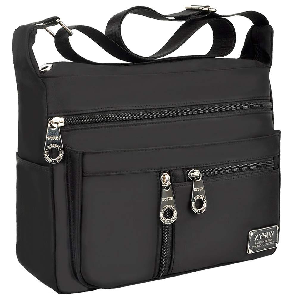 b7711da4bde6 Crossbody Bag,Durable ECO Nylon and Hardware with Adjustable 1.2