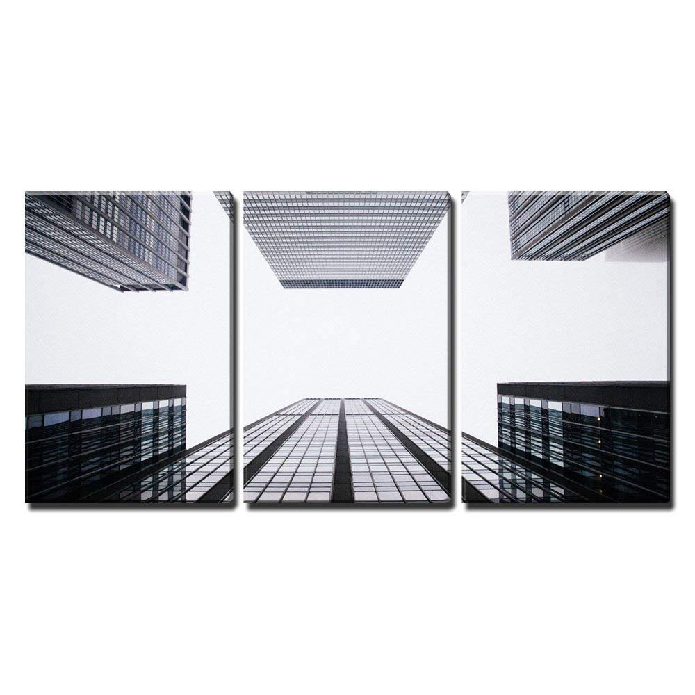 ArtWall Dean Uhlinger 4 Piece Rogue Reflections Gallery-Wrapped Canvas Set 24 by 32