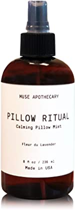 Muse Bath Apothecary Pillow Ritual - Aromatic and Calming Pillow Mist,