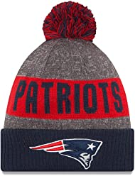 New England Patriots NFL 2016 Official Sport Sideline Knit