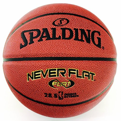 Spalding Never Flat Intermediate Size (Nationals Player Series)