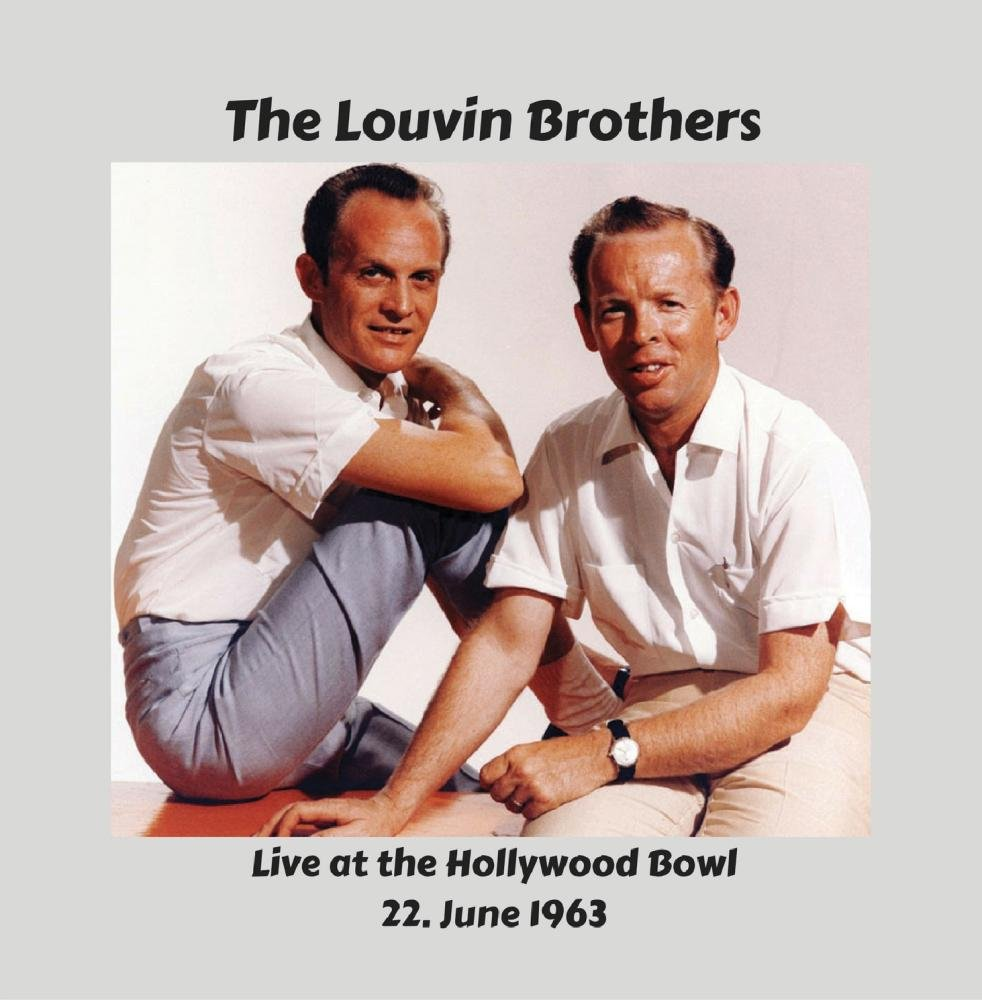Live at the Hollywood Bowl 1963