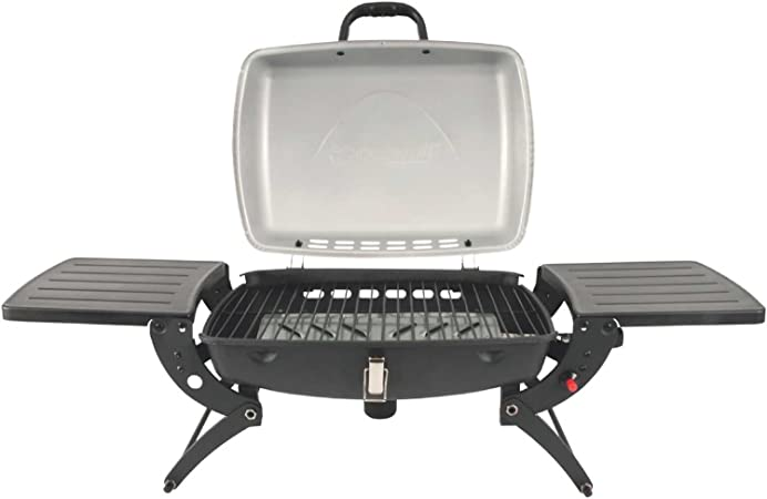 Outwell Gas Grill Camping BBQ mesa soporte