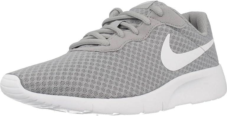 burbuja perro Extranjero  Nike Tanjun (GS), Chaussures de Running Compétition garçon, Gris (Wolf  Grey/White/White 012), 35 EU: Amazon.fr: Chaussures et Sacs