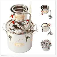 Janolia - Distillador de vino, Moonshine Still, equipo