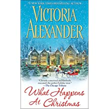 What Happens At Christmas (Millworth Manor Series Book 1)