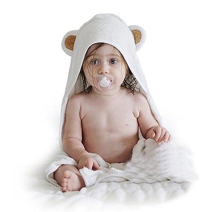 WAZY Toalla De Baño Gruesa De Bebé Recién Nacido Otoño E Invierno ...