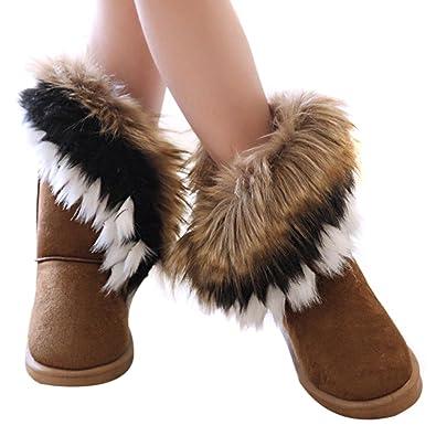 4acddbd27e Hee Grand Damen Schneestiefel: Amazon.de: Schuhe & Handtaschen