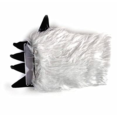 Novelty Yeti Hand Car Ice Scraper: Sports & Outdoors
