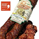 All Natural, Nitrate Free/Gluten Free, Dry Cured Pepperoni: 9oz. Pkg (2 Sticks Per Package)