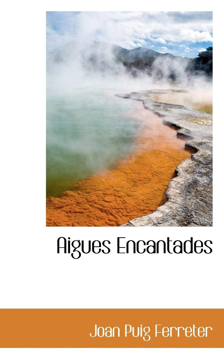 Amazon.com: Aigues Encantades (Catalan Edition ...