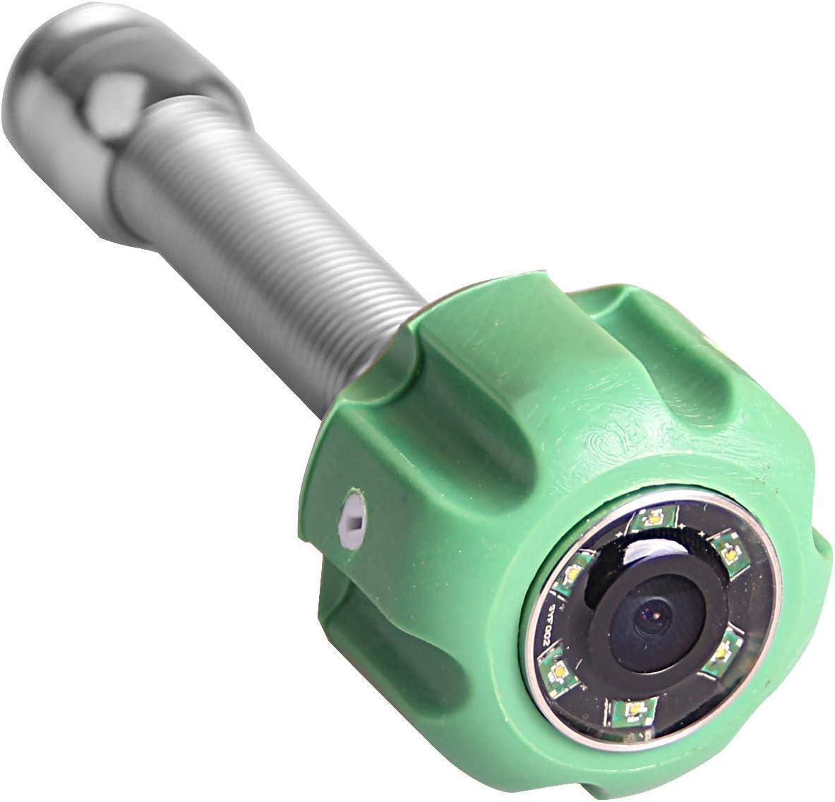 HBUDS Lente de C/ámara de Repuesto para Endoscopio de Tubo SY3800 IP68 a Prueba de Agua