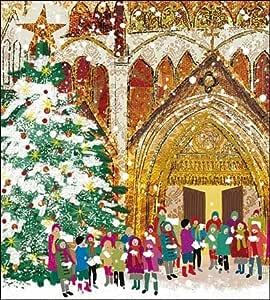 Caridad tarjetas de Navidad (wdm8359) – alegría de la mundo ...