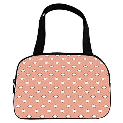 e33e6cf2a5 Amazon.com   iPrint Increase Capacity Small Handbag Pink