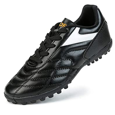 8b1ffd83e L-RUN Men s Women s Boys Turf Cleats Soccer Athletic Football  Outdoor Indoor Sports Shoes