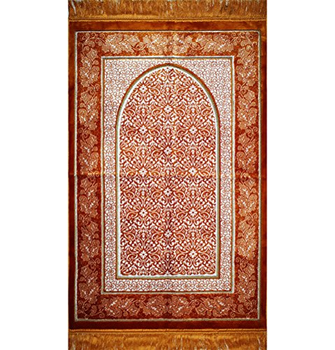 Prayer Rug Turkish Janamaz Sajadah product image
