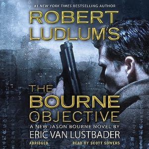 Robert Ludlum's The Bourne Objective Audiobook