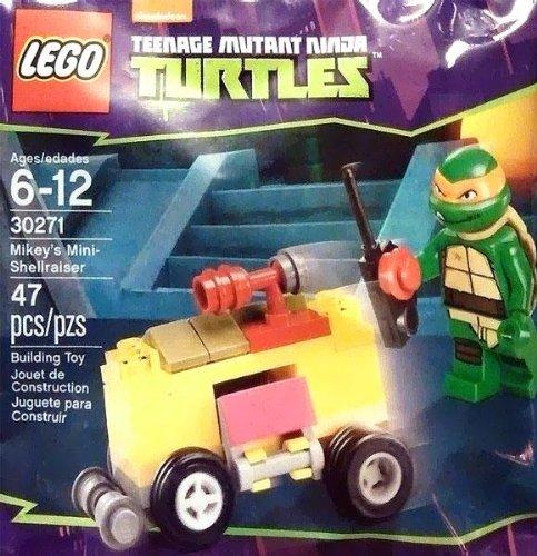 LEGO Teenage Mutant Turtles Mini Shellraiser