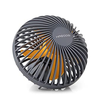 Amazon | HAGOOGI USB扇風機 卓...