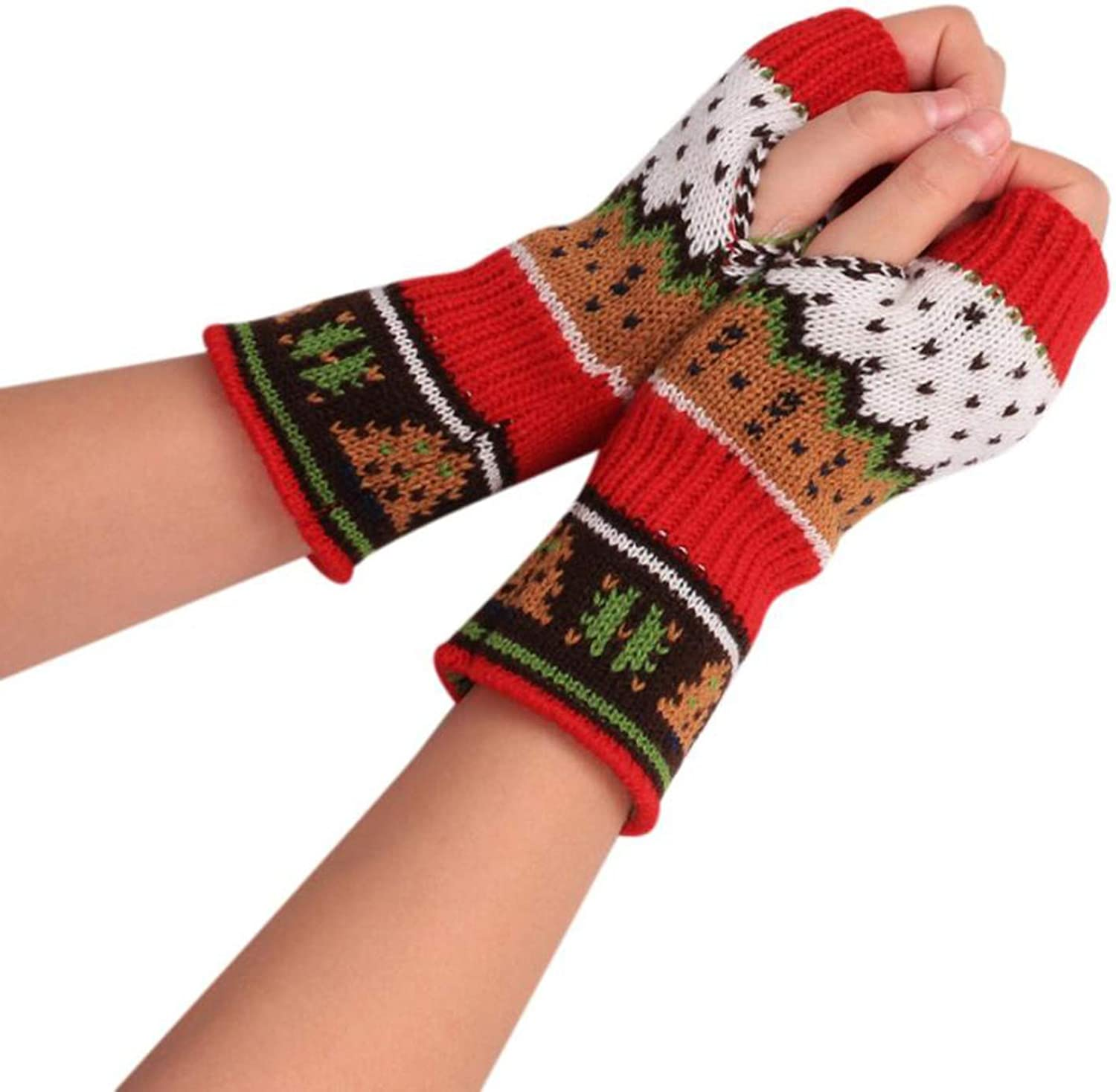 Christmas Knitted Arm...