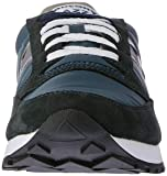 Saucony Originals Men's Jazz Sneaker,Navy/Silver,11 M