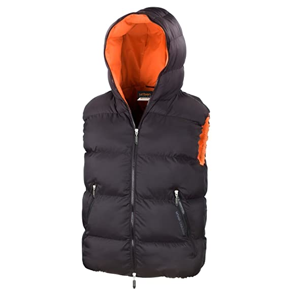 1aeb750c924 Result Mens Dax Urban Outdoor Gilet Waterproof Windproof Jacket: Amazon.co. uk: Clothing