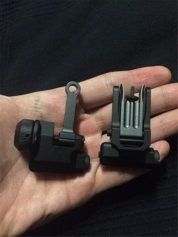 ARWIN KAC Typ 300m Flip-Up Front Diopter Set Folding Eisen im Visier f/ür MK18 Fits 20mm Picatinny Schiene
