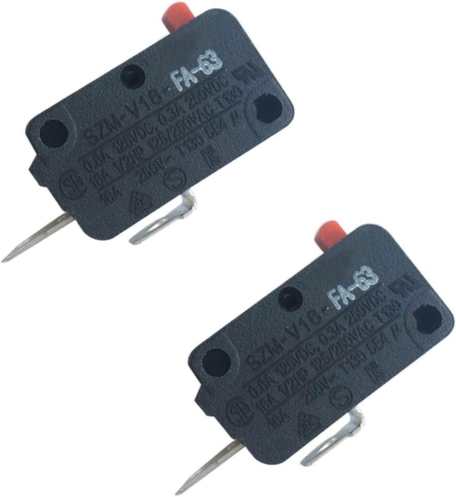 Amazon.com: LONYE (Paquete de 2) SZM-V16-FA-63 Micro ...