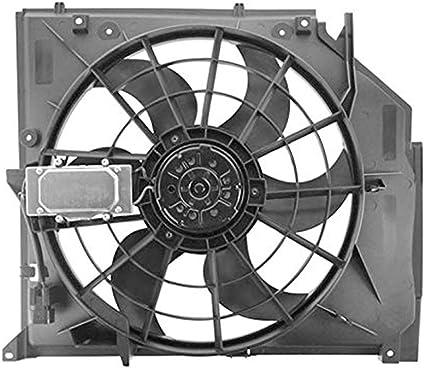Carcasa de ventilador con ventilador: Amazon.es: Coche y moto