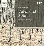 Väter und Söhne: Lesung mit Rolf Boysen (1 mp3-CD)