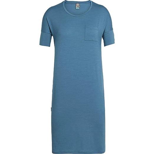 Icebreaker Yanni T-Shirt Dress - Women's at Amazon Women's
