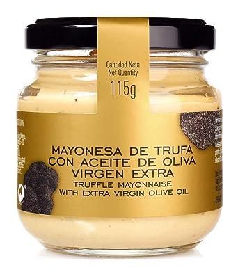 Mayonesa de Trufa con Aceite de Oliva Virgen Extra (115 g)