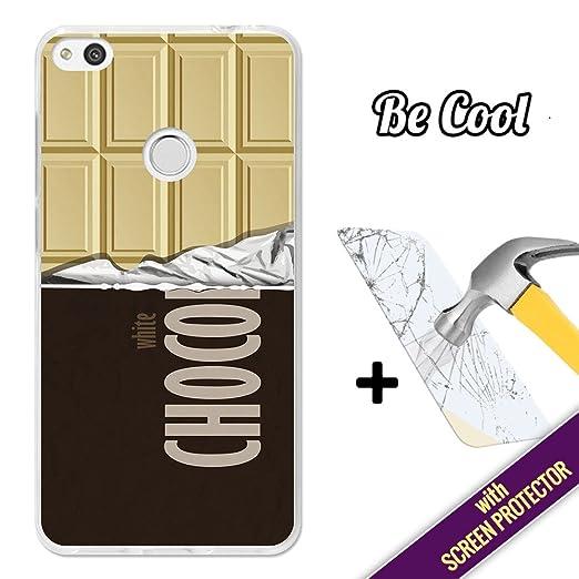 15 opinioni per BeCool®- Custodia Cover [ Flessibile in Gel ] per Huawei P8 Lite 2017- Huawei