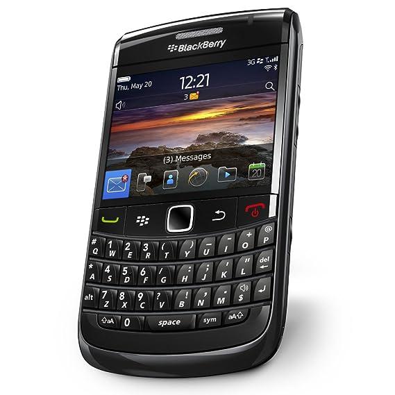 Blackberry Bold 9780 - Smartphone libre (cámara 5 MP, 512 MB de capacidad, teclado QWERTY, S.O. Blackberry 6) color negro: Amazon.es: Electrónica