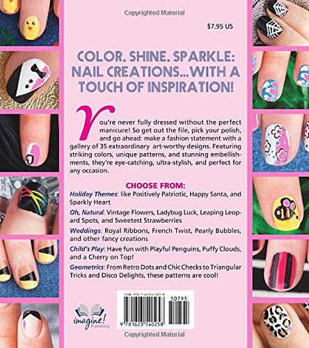 Amazon Spectacular Nail Art A Step By Step Guide To 35