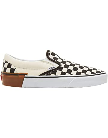 debd1ad61b575a Vans Unisex Classic (Checkerboard ) Slip-On Skate Shoe