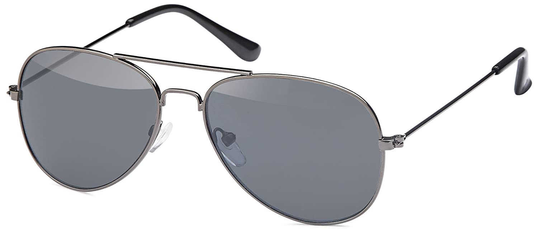 Sonnenbrille Pilotenbrille Fliegerbrille retro Aviator für Kinder in verschiedenen Farben