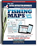 Central Southeastern Adirondacks New York Fishing Map Guide