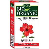 Indus Valley Organic Hibiscus Powder - 100 Grams