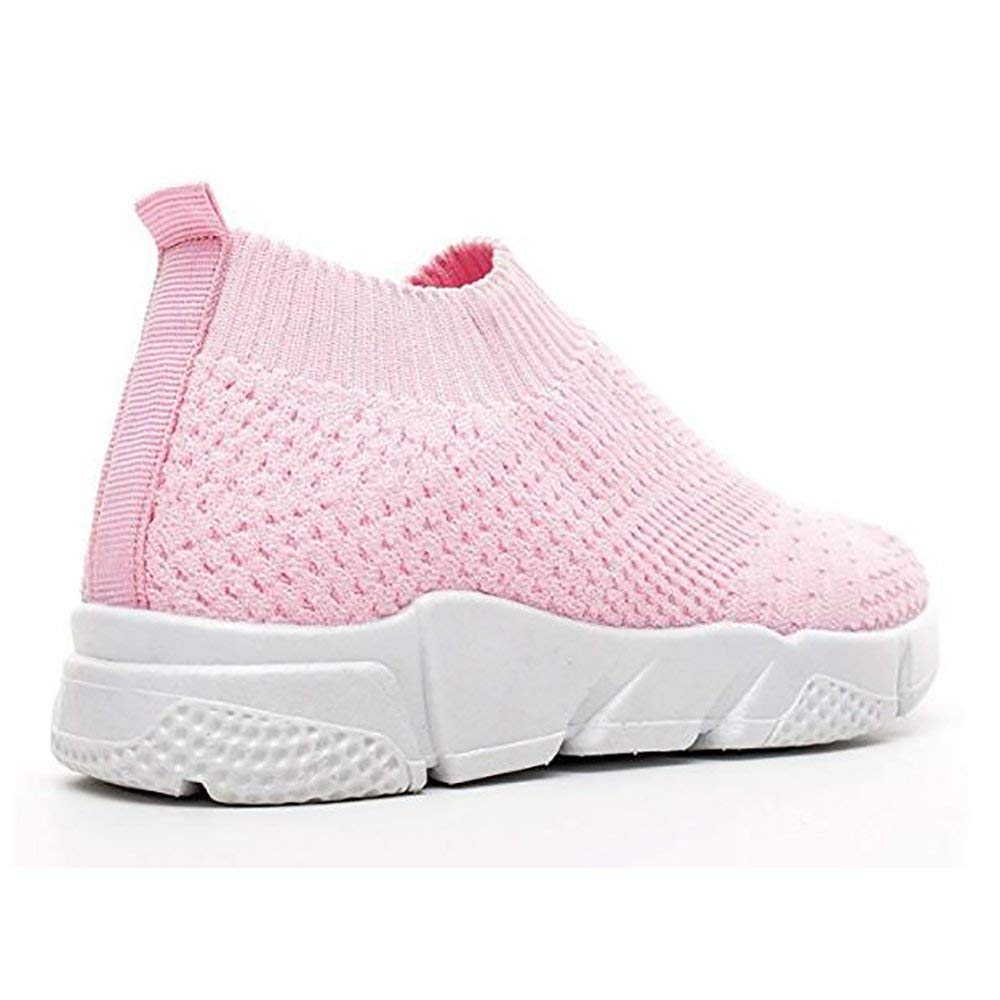 KEREE Walking Shoes for Women Lightweight Athletic Slip-On Running Shoes Fashion Sneakers Sports Shoes
