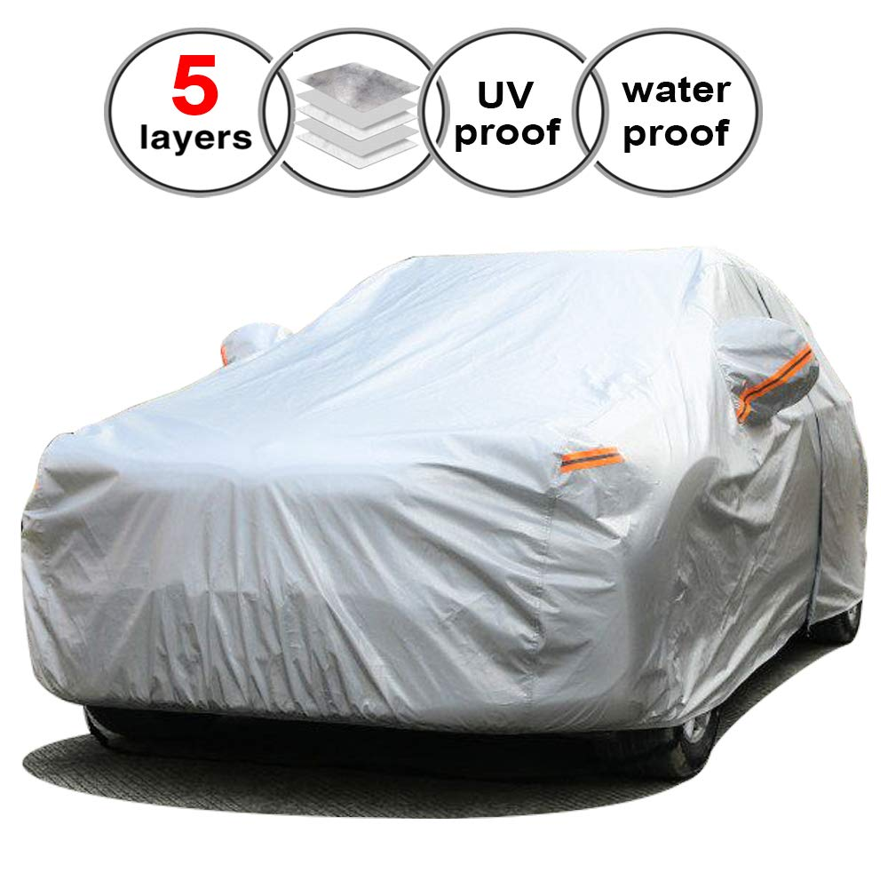 2013 Honda Civic Coupe Breathable Car Cover w//MirrorPocket