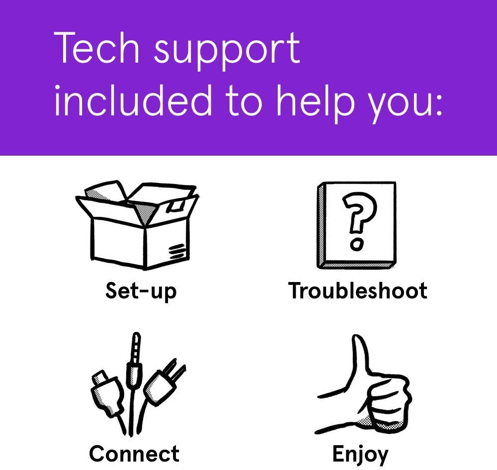 ASURION 3 Year Desktop Computer Protection Plan with Tech Support $100-124.99