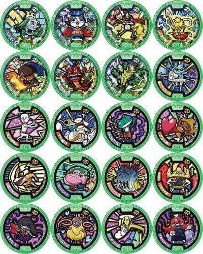 Watch specter specter medal zero z 2nd nowadays yokai for Porte medaillon yokai watch