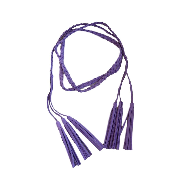 Unique Boutique - Cintura - Donna viola Violett Large: Amazon.it:  Abbigliamento