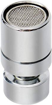 Agger Universal M20 1PC M22 Mujer Grifo Aireador 360 Girar Grifo Giratorio aireadores Accesorios restrictor Filtro Adaptador