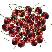 Frutas de Cerezas Artificiales, Cerezas falsas Set